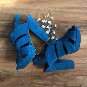 Sole Society Leisha Heels
